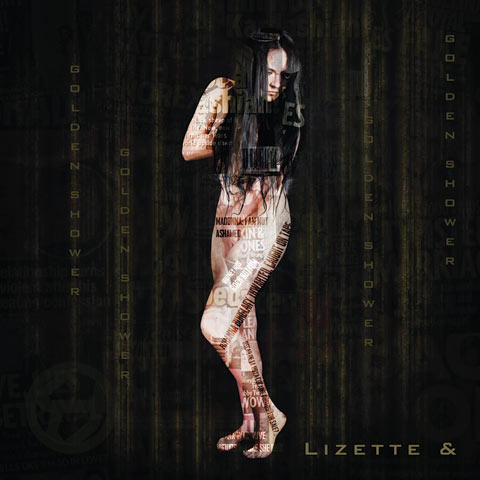 Lizette & - Golden Shower cover
